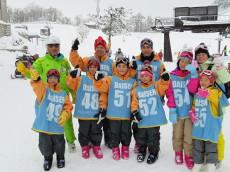 親子でスキー!初体験2017.12.28